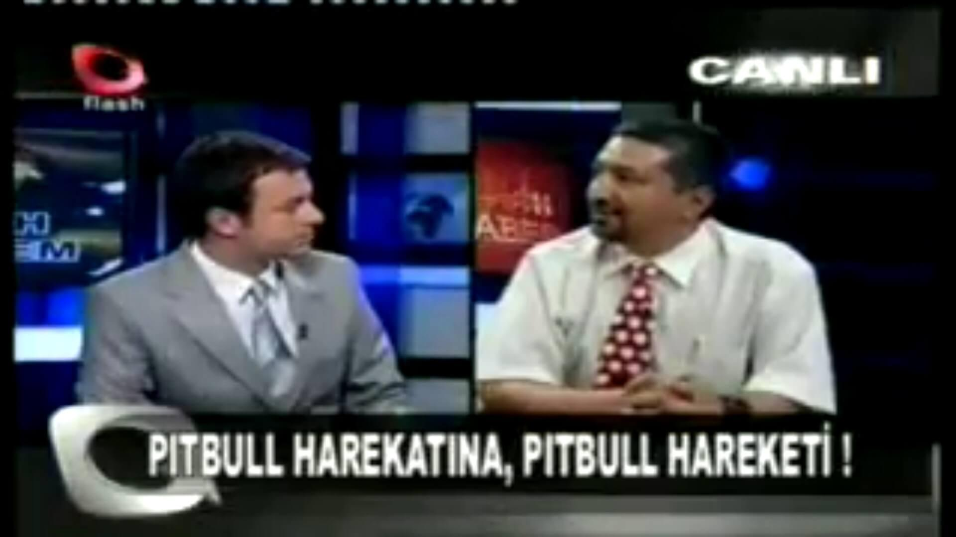 Pitbullar Saldırırsa ? – Tv Yayını
