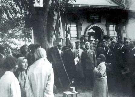 Atatürk'ten Öğretmenlere