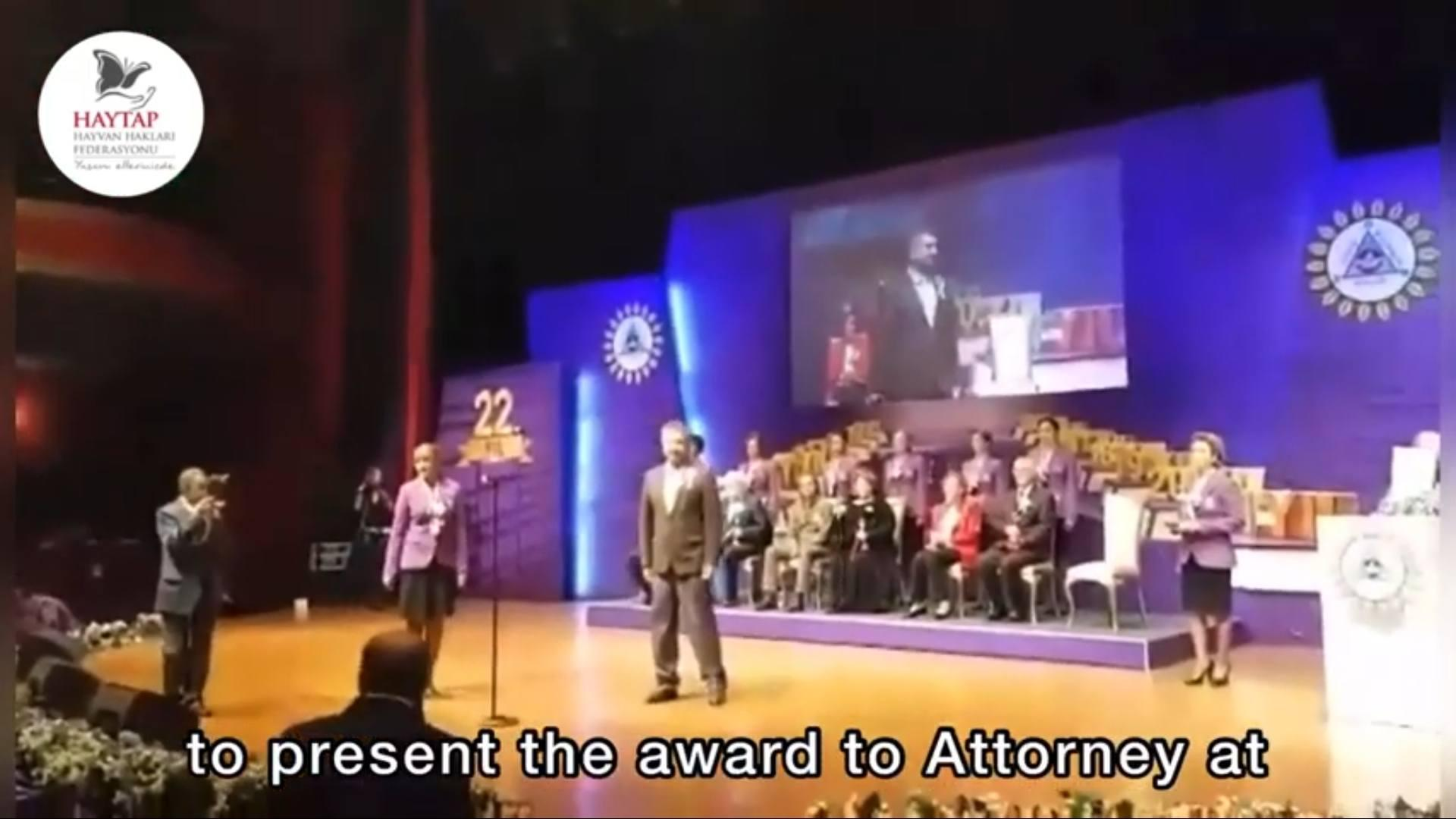 World Peace Award for Haytap