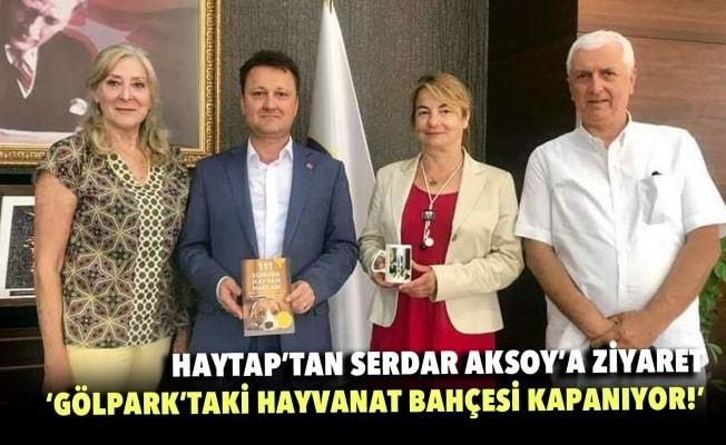 İzmir Gölparkt'taki Hayvanat Bahçesi Kapanıyor!