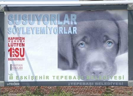 Eskişehir Tepebaşı Belediyesi'nden Kampanyaya Büyük Destek !