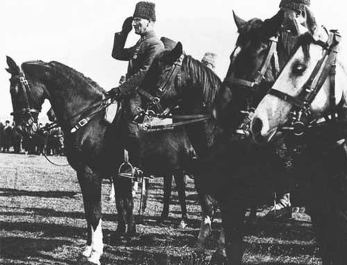 (*)   Just After Gallipoli Wars - Çanakkale Savaşları Sonrası