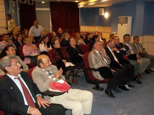 HAYTAP  4. Ulusal Temsilciler Toplantımız Marmaris ve Dalyan'da