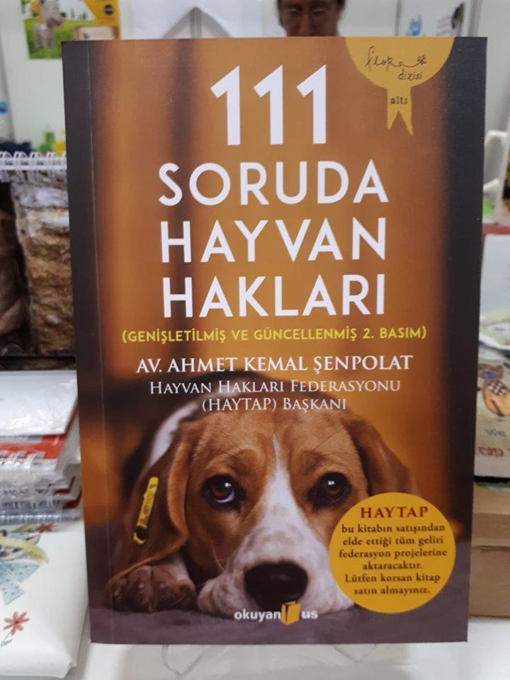 111 Soruda Hayvan Hakları Kitabı