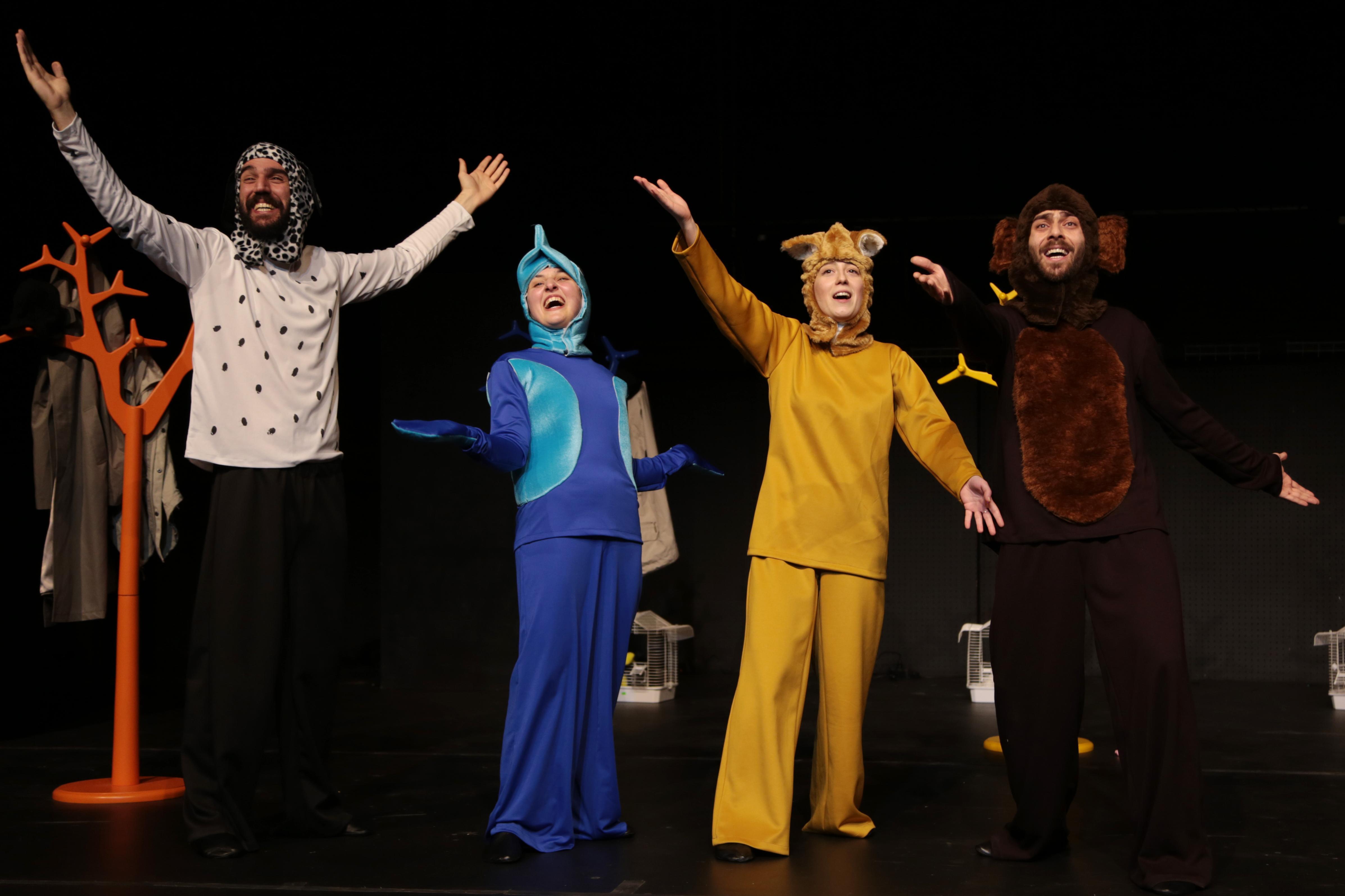 Belediyeler ile Yaptığımız Eğitim Tiyatrosu Çalışmaları