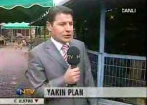 Ev Hayvanlarının Tahliyesi - NTV Röportaj