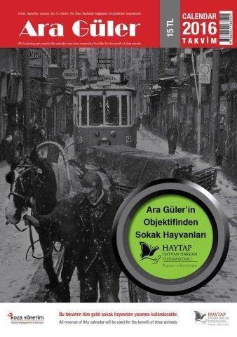 Ara Güler'in Sokak Hayvanları Fotoğrafları Haytap'ta