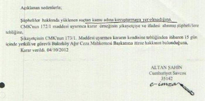 Bolu Belediyesi HAYTAP'a Karşı Savcılıkta Kaybetti !