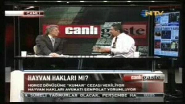 NTV' de Can Dündar 'a 2. Kez Konuk Olduk