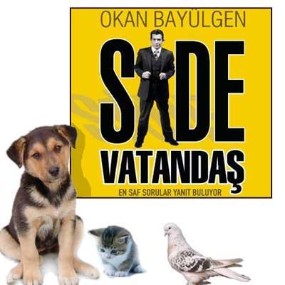 NTV Sade Vatandaş Programında Hayvan Hakları Konuşuldu