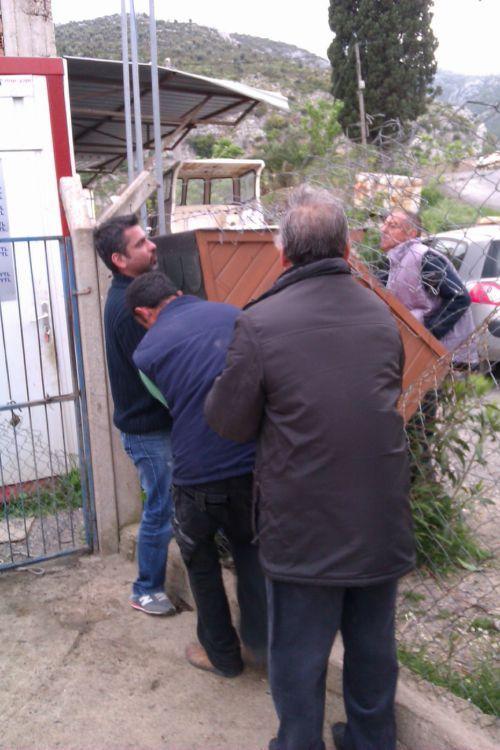 Haytap 2013 Takvim Geliri Karaburun'da