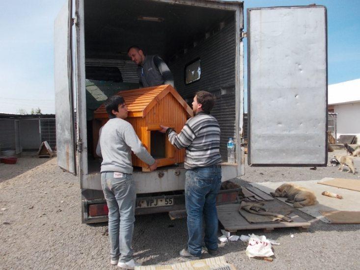 Haytap 2013 Takvim Geliri Marmara Ereğlisi'nde