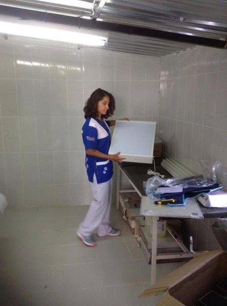 Toyzz Shop & Haytap İşbirliği ile Karaburun'a Röntgen Cihazı Alındı
